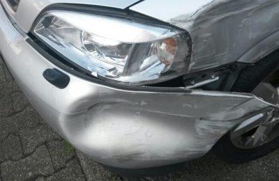 Autounfall Schadensabwicklung