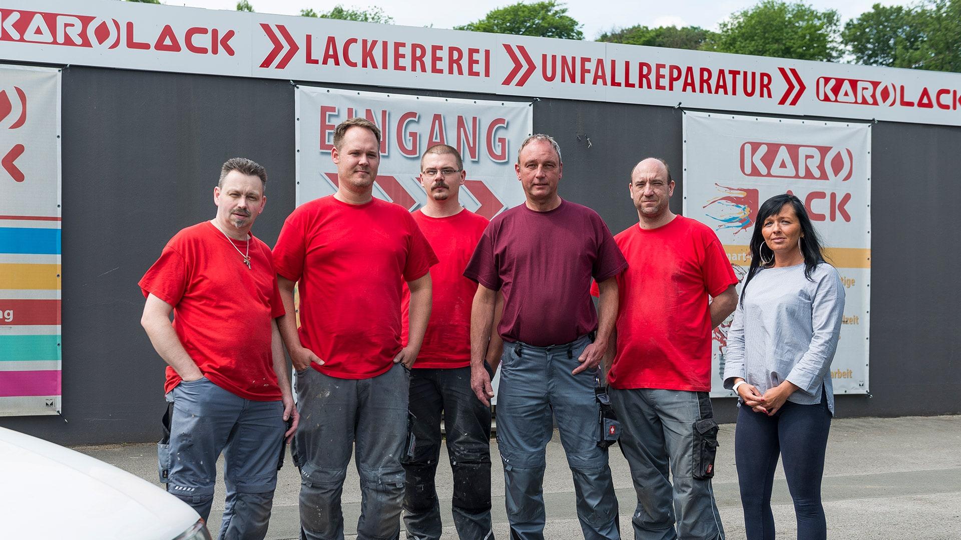 Betrieb Lackiererei in Hattingen